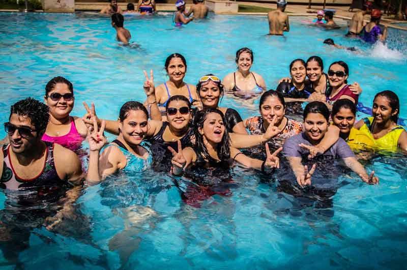 Swimming Club in Gurgaon