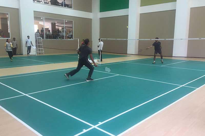 Badminton Court in Gurgaon