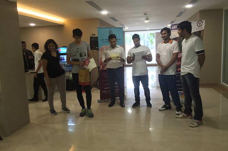 Indoor Badminton Court in Gurgaon