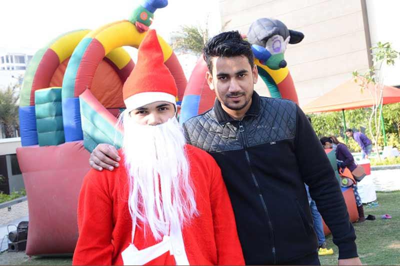 Christmas Celebration in Gurgaon