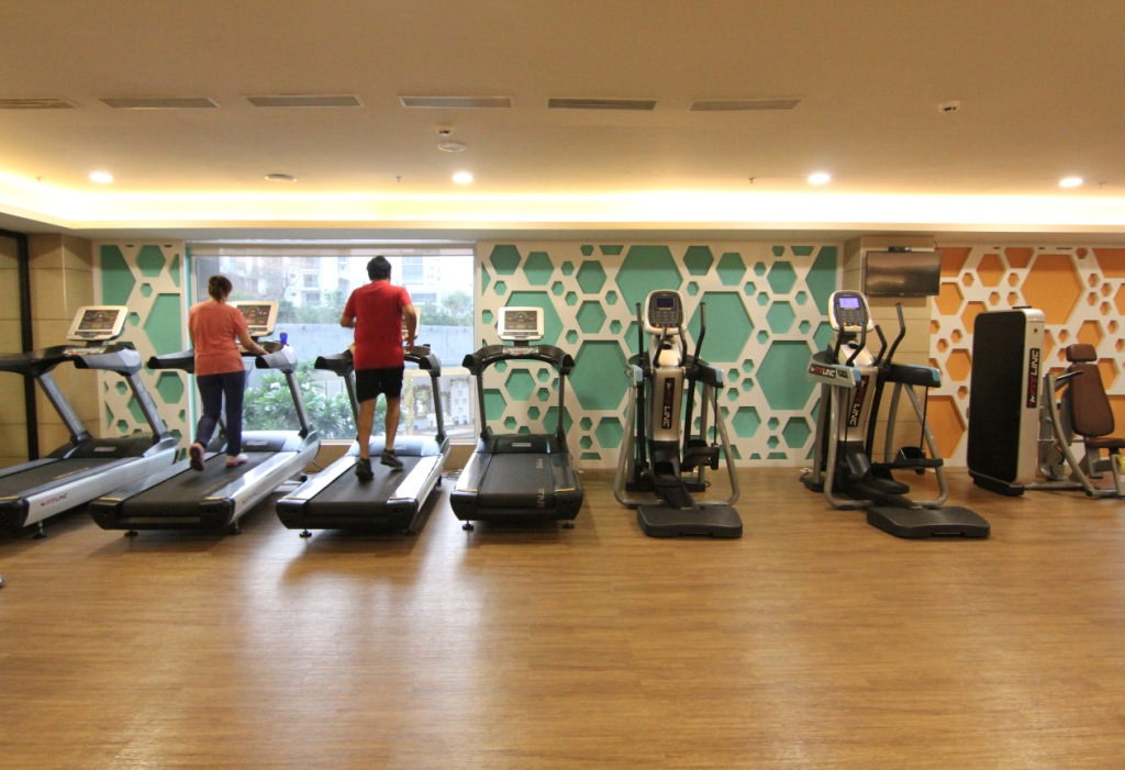 Sports and fitness at VClub